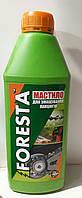 Масло Foresta для смазки цепей и шины 1L