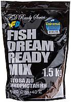 """Прикормка """"Fish Dream"""" готовая к применению Универсальный"""