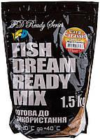 """Прикормка """"Fish Dream"""" готовая к применению Карп - карась"""