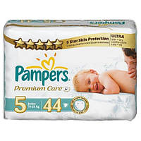 PAMPERS Подгузники Premium Care Junior(11-25кг)44