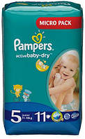 PAMPERS Подг.Active Baby-Dry Junior(11-18кг)11