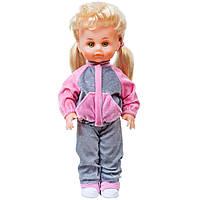 "Кукла ""МИЛАНА СПОРТСМЕНКА"" (40 см.)"