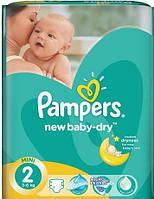 Pampers Подгузники New Baby-Dry Mini(3-6кг)68шт