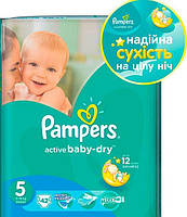 Pampers Подгузники Active Baby-Dry Junior(11-18)42