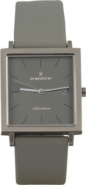Наручные мужские часы Romanson DL2133NMWH GR оригинал