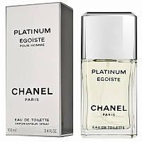 Туалетная вода для мужчин Chanel  Egoiste Platinum (Шанель Эгоист Платинум) реплика, фото 1