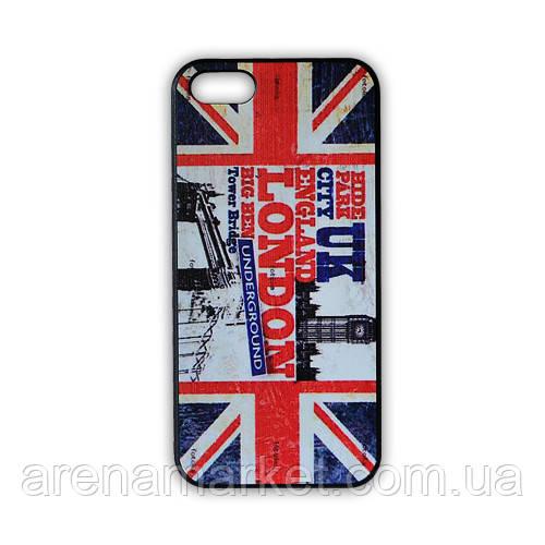 Чохол для iPhone 5/5S London