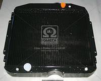 Радиатор водяного охлаждения   ГАЗ 53-1301010   3-х рядный  ШААЗ