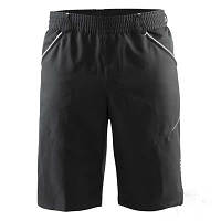 Велошорты Craft 1904059 Escape Base Shorts M 9900 Black/White