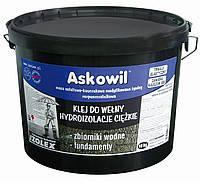 Askowil  Эластичная битумно-каучуковая мастика