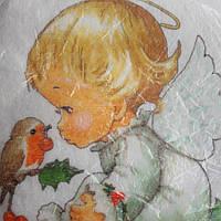 """Полотенце детское """"Ангел"""""""