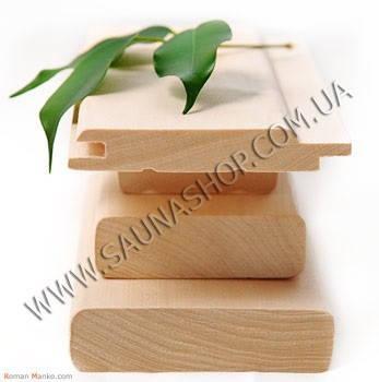 Вагонка липа для саун и бань, вагонка деревянная.
