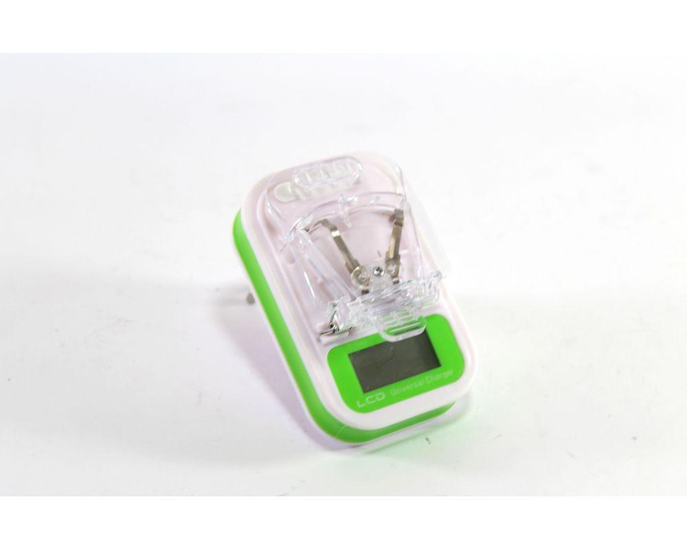 """Универсальное зарядное """"Жабка"""" с LCD дисплеем HY-02"""