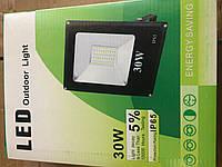 Led светодиодный прожектор AutDoor Light 30W IP65