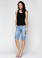 Модные джинсовые шорты  и капри Gapa 100% хлопок