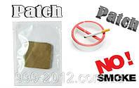 Антиникотиновый пластырь от курения Stop Smoking Patch - 1уп/5 шт