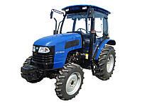 Трактор ДТЗ 5504К (50 л.с., 4 цил-ра, 4х4, 16+8, 8,30-20/14,90-24, кабина с отоплением, 4 гидровыхода)