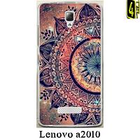 Чехол для Lenovo a2010, бампер, F047, орнамент