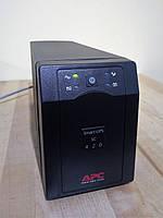 Бесперебойник APC Smart-UPS SC 420 (SC420I) ИБП