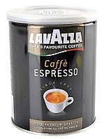 Кофе молотый Lavazza Espresso железная банка 250г.