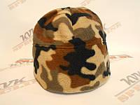 Шапка флис Fleece Military камуфляж, фото 1