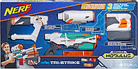 "NERF Бластер Модулус ""Три-Страйк"" B5577"