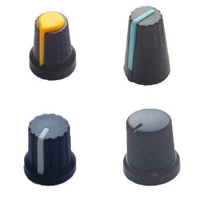 Ручки для потенциометров (Ручки для переменных резисторов)