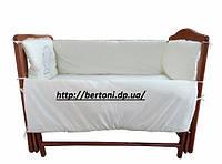 Защита на кроватку Ангелочек