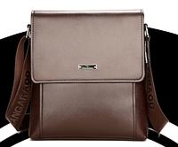 Мужская кожаная сумка. Модель 61326x, фото 3
