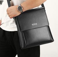 Мужская кожаная сумка. Модель 61326x, фото 10