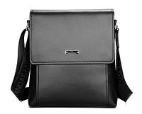 Мужская кожаная сумка. Модель 61326x, фото 9