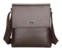 Мужская кожаная сумка. Модель 61326x, фото 5
