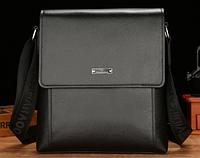 Мужская кожаная сумка. Модель 61326x, фото 8