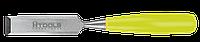 Стамеска 16мм, пластиковая рукоятка, из высококачественной инструментальной стали HTools, 09K116