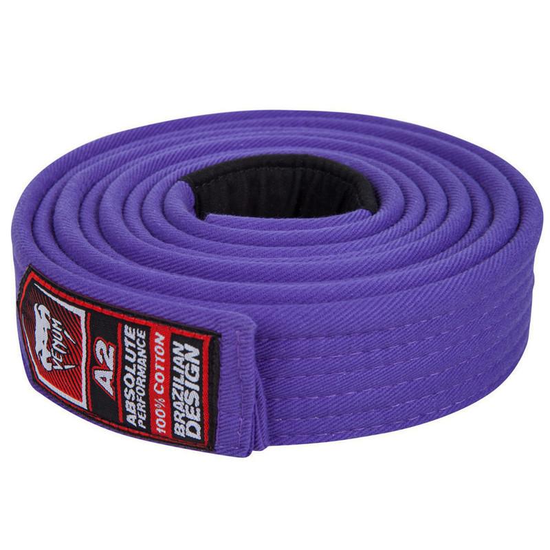 Пояс для BJJ Venum Фиолетовый