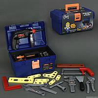Детский Набор инструментов Т 106 D в чемодане