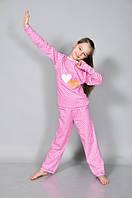 Детские пижамы для девочек опт трикотаж
