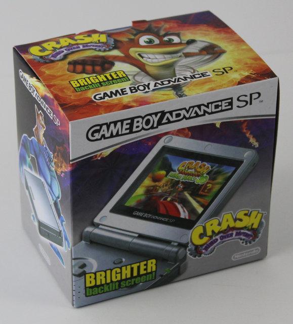 Игровая приставка iQU Game Boy Advance (Graphite) SP