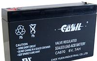 Аккумулятор CASIL СА690 6V 9Ah, купить