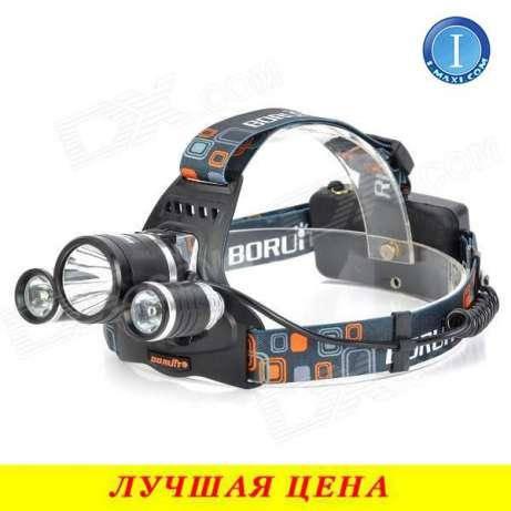 Налобный фонарь Bailong/Wimpex Police RJ-3000-T6