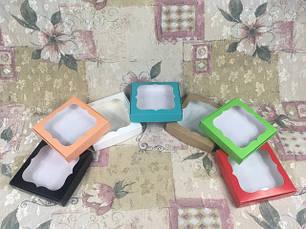 Коробка для пряников, печенья 150х150х30