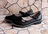 Подростковые туфельки для девочек.