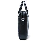 Мужская кожаная сумка. Модель 61328, фото 3