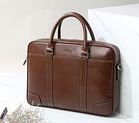 Мужская кожаная сумка. Модель 61328, фото 4