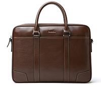 Мужская кожаная сумка. Модель 61328, фото 5