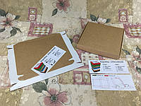 Коробка для пряников Крафт Без окна 230*230*30, фото 1
