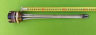 Тэн нержавейка для чугунной батареи 1200W резьба 1 1/4 (Украина) с итальянским термостатомReco(с термозащитой), фото 1