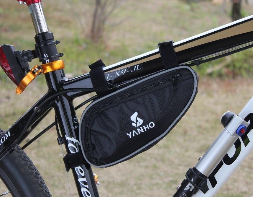 Велосипедная сумка на раму Yanho
