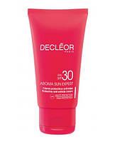 Крем защитный для лица с антивозрастным эффектом SPF30, 50 мл/Decleor Creme Protectrice Anti-Rides SPF 30