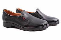 Туфли женские Ripka натуральная кожа, цвет черный (каблук, комфорт, Турция)